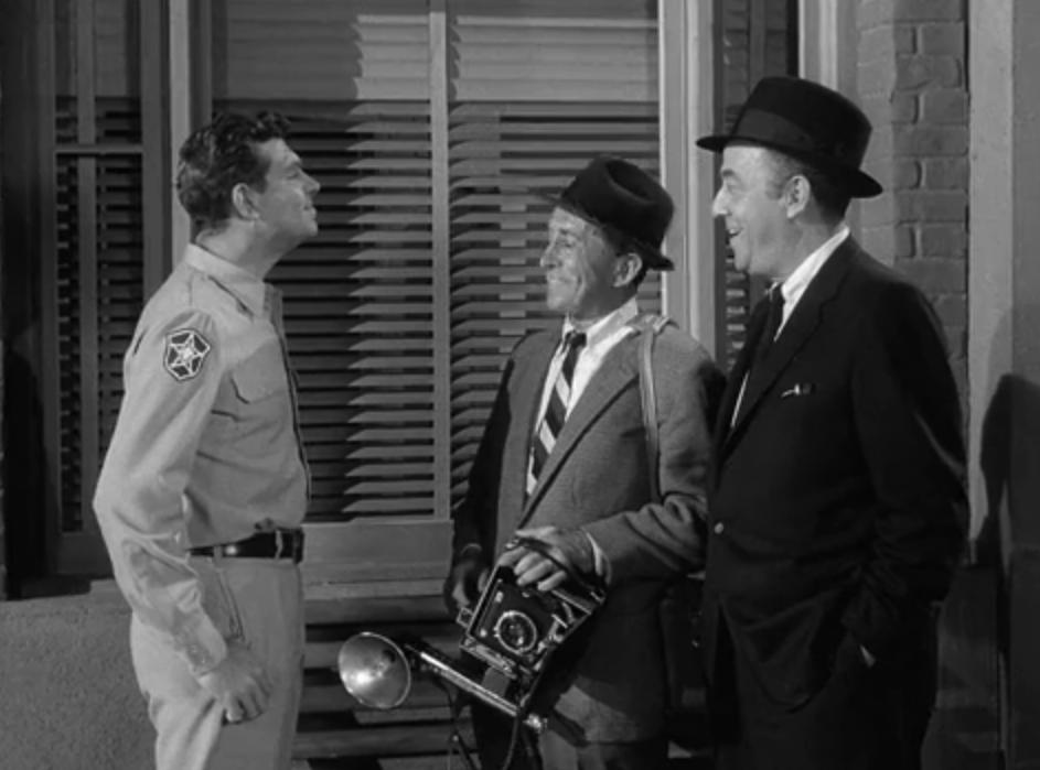 """The Andy Griffith Show"""" Crime-Free Mayberry (TV Episode 1961) - IMDb"""