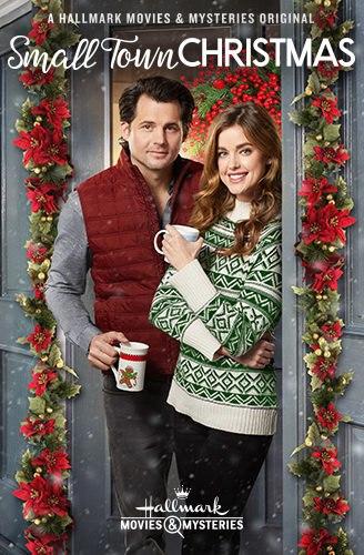 Time For Me To Come Home For Christmas Hallmark.Small Town Christmas Tv Movie 2018 Imdb