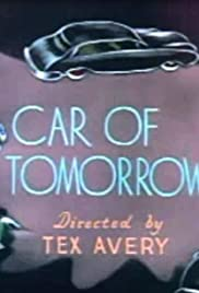 The Car of Tomorrow Poster