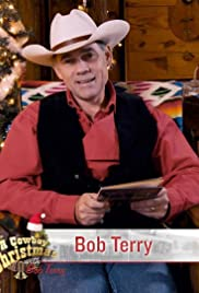 A Cowboy Christmas with Bob Terry Poster