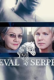 Cheval Serpent Poster