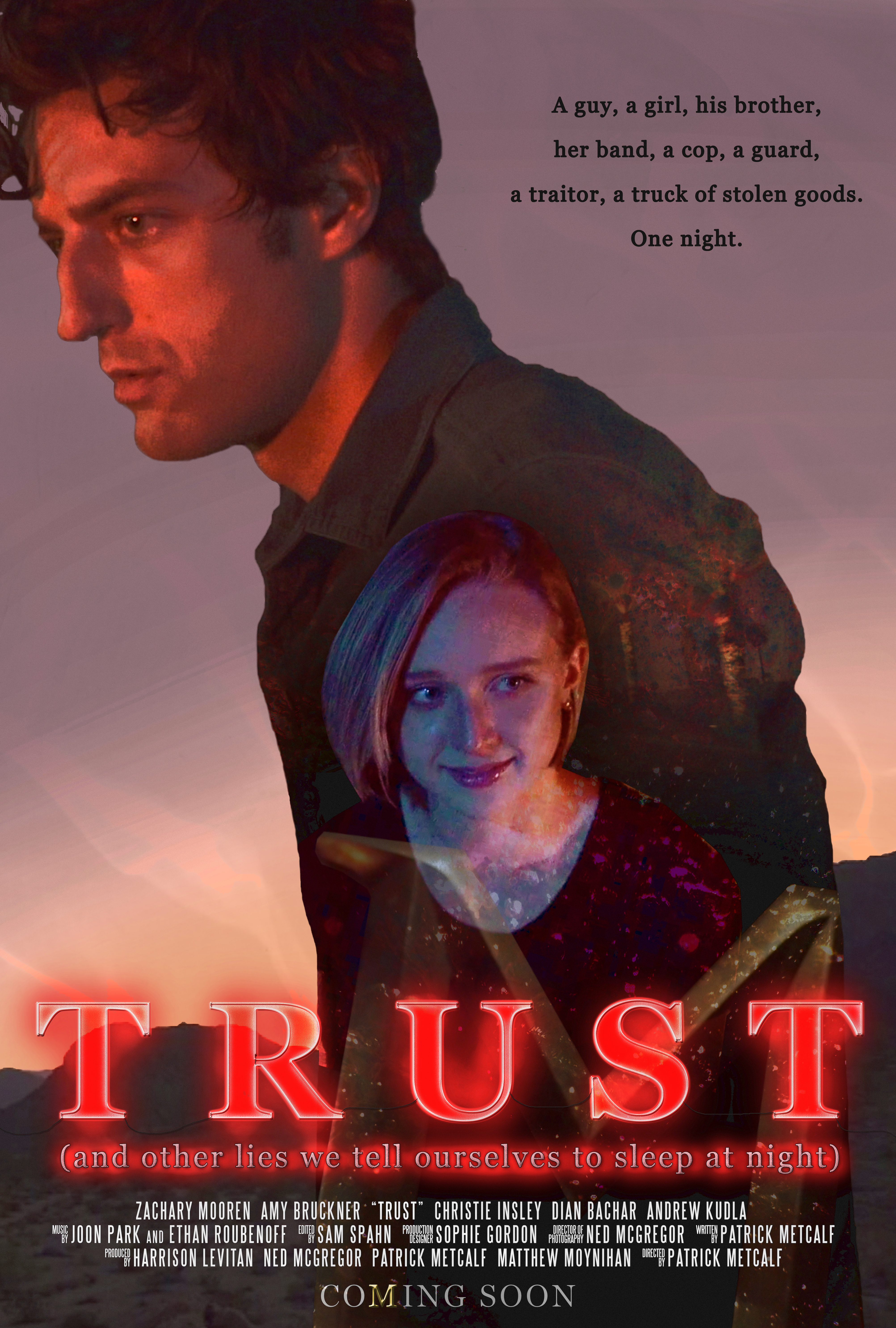 Trust And Other Lies We Tell Ourselves To Sleep At Night 2017 Imdb