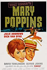 Mary Poppins (1964) Poster - Movie Forum, Cast, Reviews