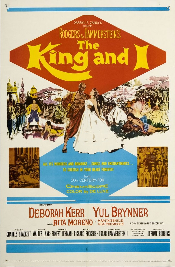 The King And I 1956 Imdb