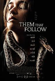 Alice Englert in Them That Follow (2019)