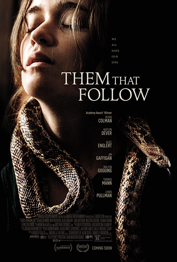 Them That Follow 2019 Dual Audio Hindi ORG 300MB BluRay 480p ESubs Download