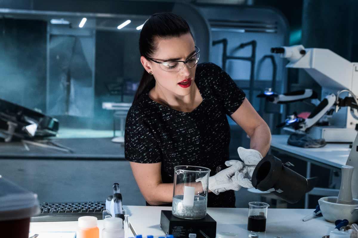 Katie McGrath in Supergirl (2015)