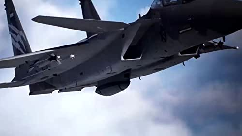 Ace Combat 7: Skies Unknown: Experimental Aircrafts Trailer