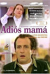 Dolores Beristáin and Daniel Giménez Cacho in Adiós mamá (1997)