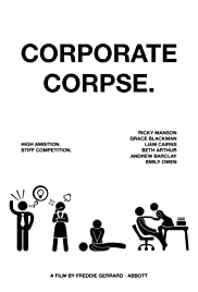 Corporate Corpse Poster