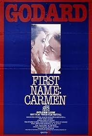 Prénom Carmen (1984) Poster - Movie Forum, Cast, Reviews