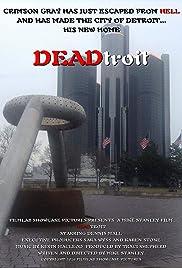 Deadtroit Poster
