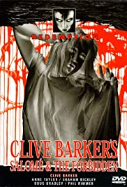 Clive Barker's Salomé & The Forbidden