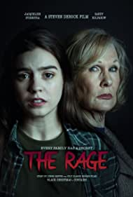 Sandra Kolpakow and Jacqueline Stienstra in The Rage (2021)