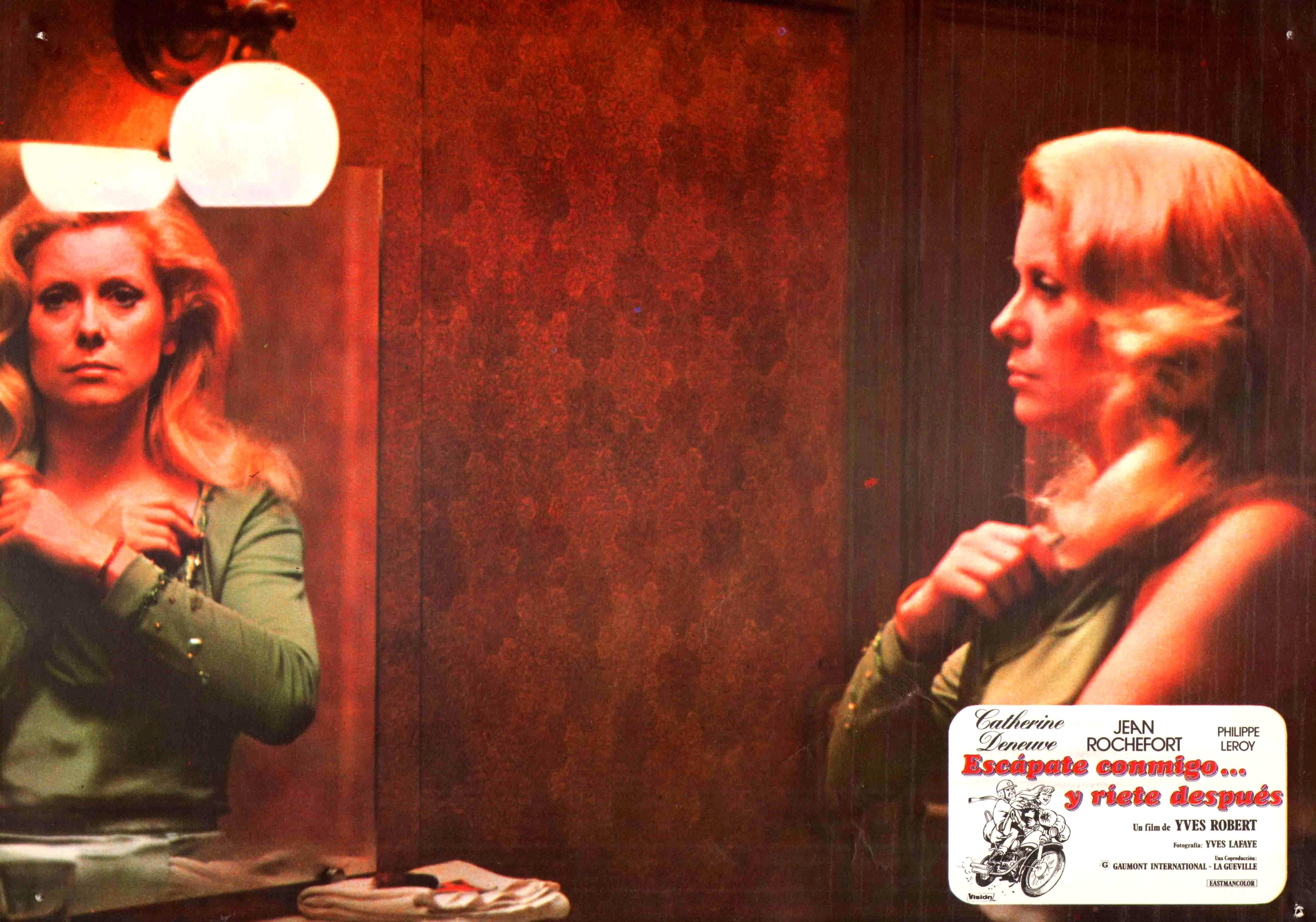 Catherine Deneuve in Courage fuyons (1979)