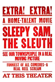 Sleepy Sam, the Sleuth Poster