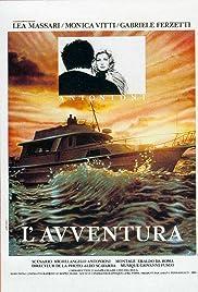 L'Avventura Poster
