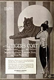 The Tiger's Coat Poster