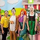 Noelle Rosenkilde Knudsen, Sofie Matilde Mølkjær, Dianne Riesgo, and Mary Hossack in Fun World (2018)