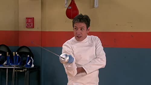 The Big Bang Theory: Welcome To The Fencing Club