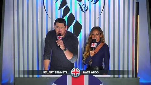 Stu Bennett - HOSTING showreel
