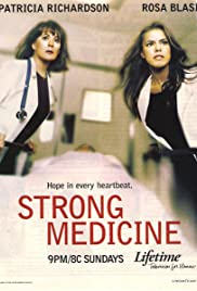 Strong Medicine Poster - TV Show Forum, Cast, Reviews