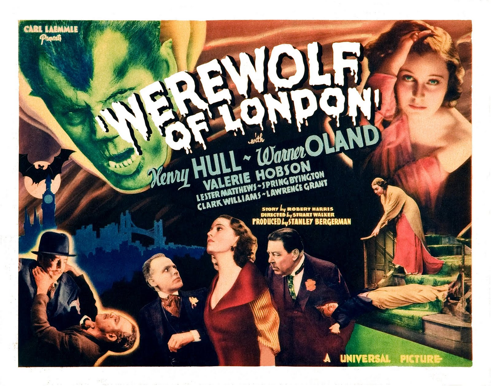 Image result for werewolf of london 1935