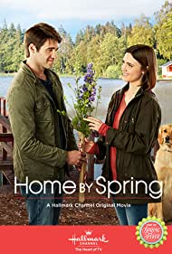 Steven R. McQueen and Poppy Drayton in Home by Spring (2018)