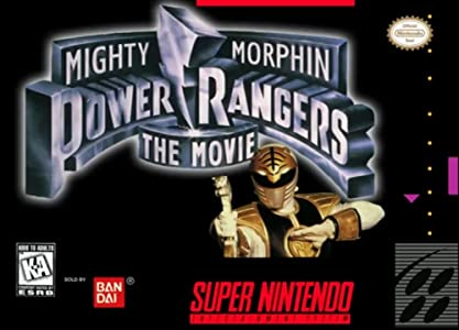 Movies pc downloads Mighty Morphin Power Rangers: The Movie, the Game [1280x800]