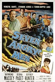 Seven Angry Men(1955) Poster - Movie Forum, Cast, Reviews