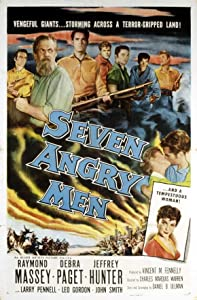 Movies no download Seven Angry Men USA [x265]