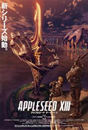Appleseed XIII Poster