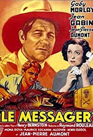 Jean-Pierre Aumont, Jean Gabin, and Gaby Morlay in Le messager (1937)