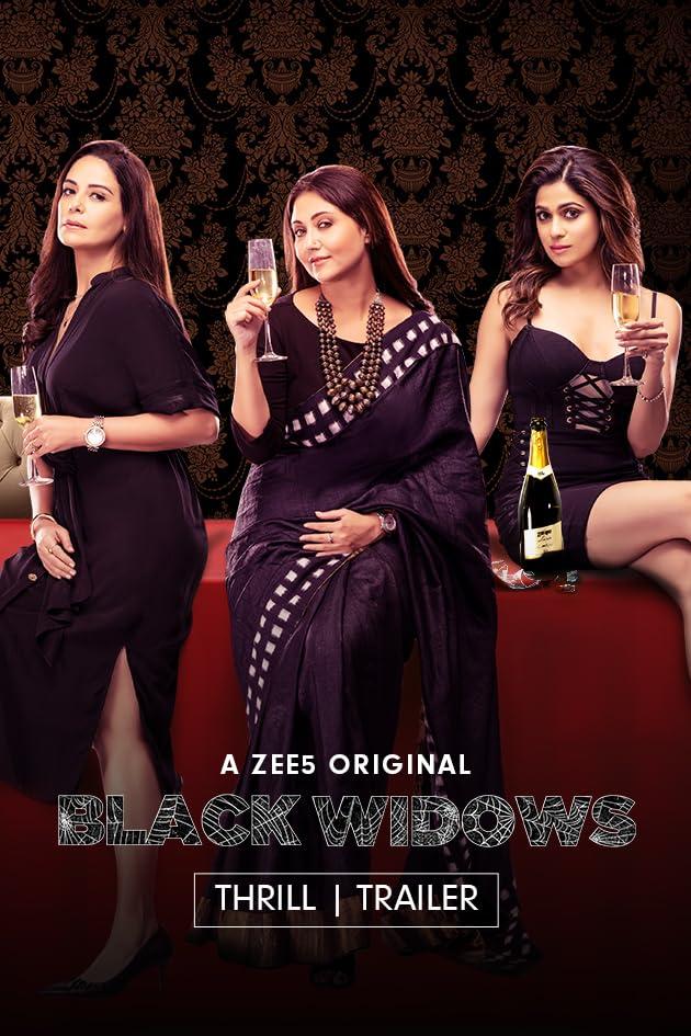 Black Widows (2020) Season 1 Zee5