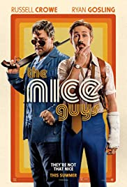 The Nice Guys: Always Bet on Black Poster