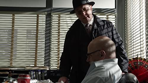 The Blacklist: Red Is Running Out Of Time