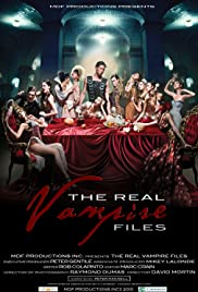 The Real Vampire Files Poster
