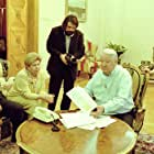 Vitaliy Manskiy and Boris Yeltsin in Svideteli Putina (2018)