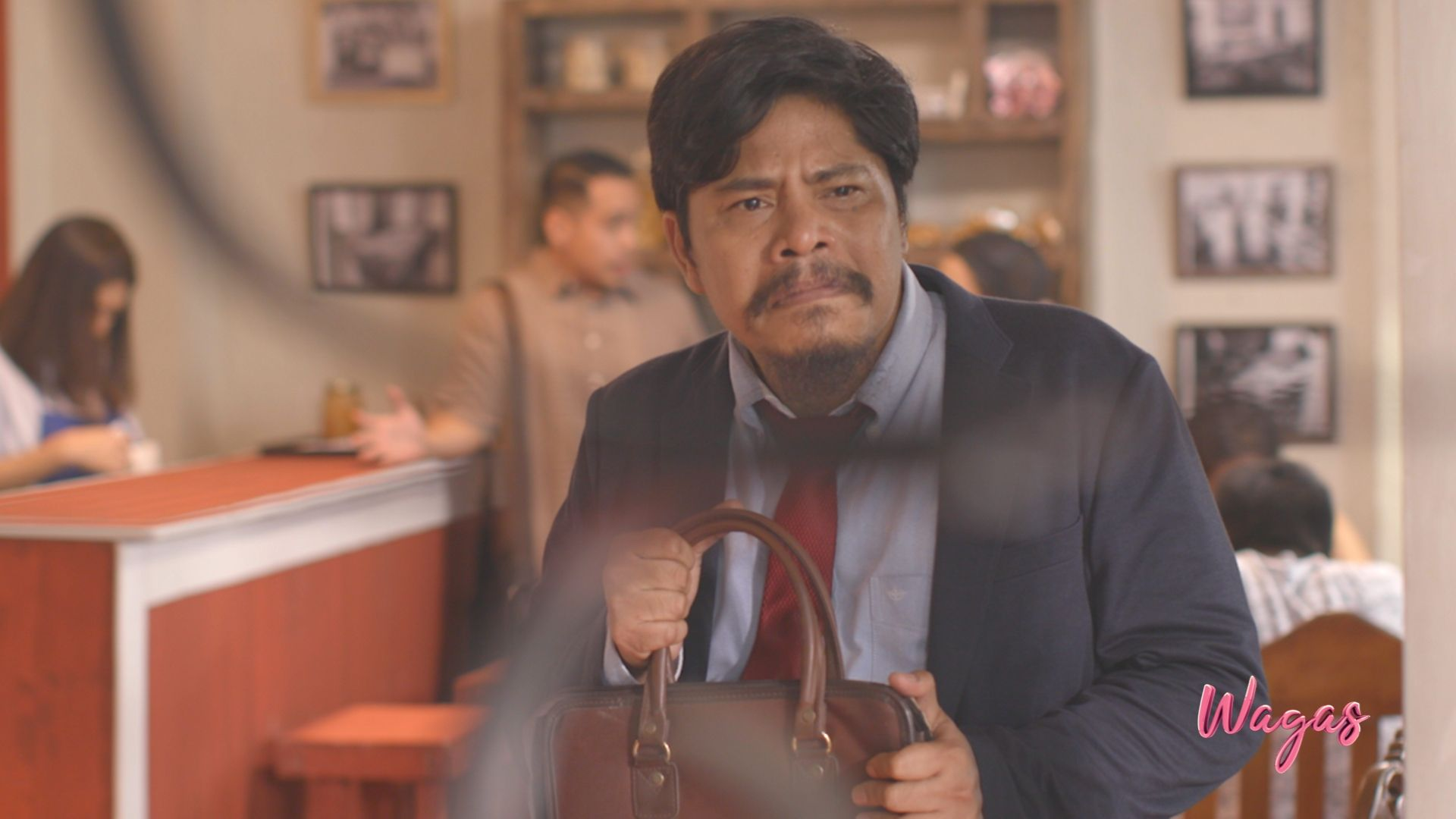 Jun Sabayton in Wait lang... Is This Love? (2019)