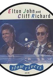 Elton John & Cliff Richard: Slow Rivers Poster