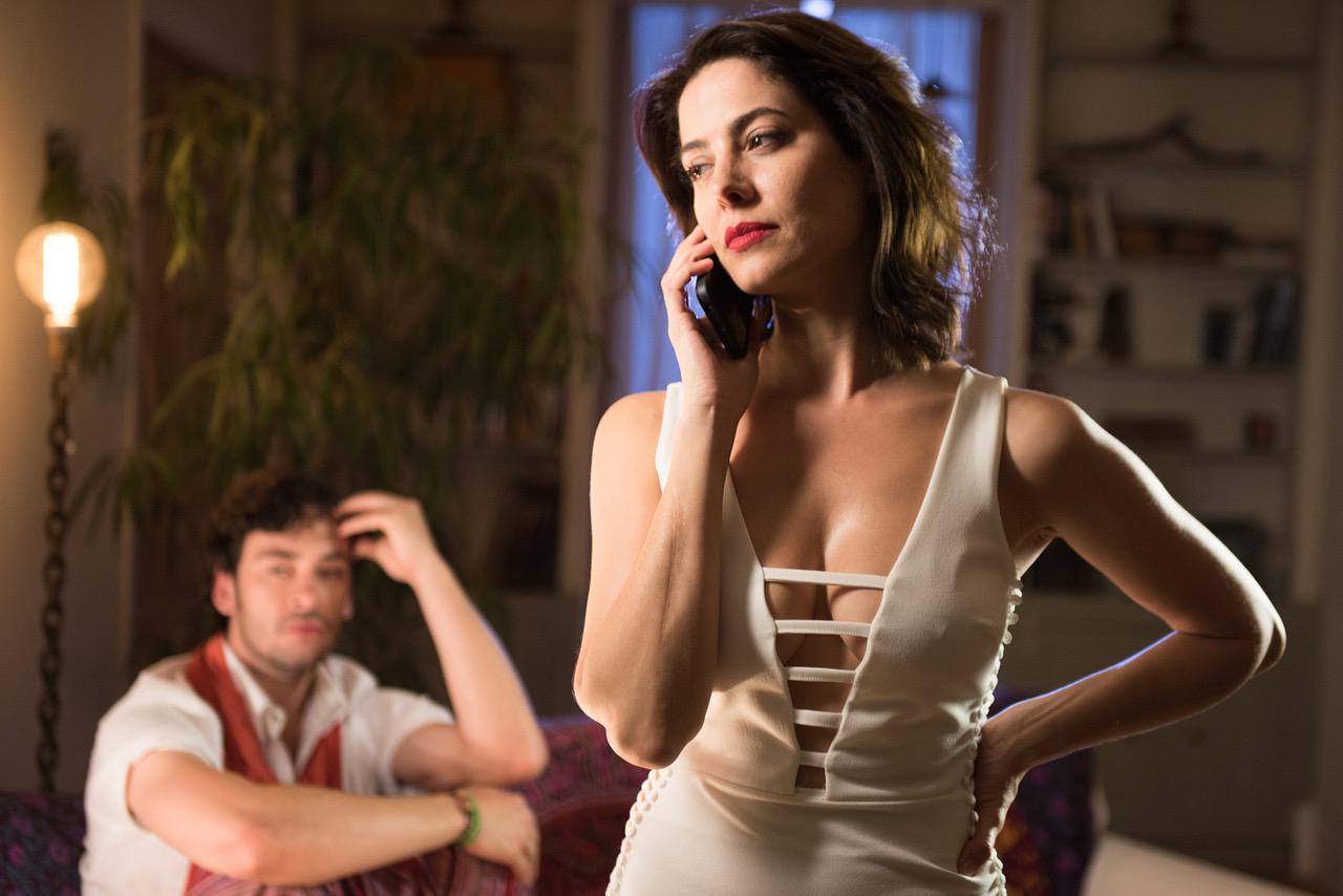 Aroa Gimeno and Edgar Calot in Call TV (2017)