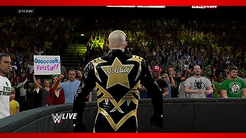 WWE 2K15: Goldust