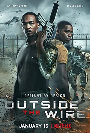 Outside the Wire (2021) Full Movie HD 1080p