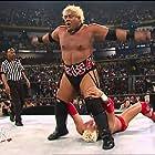 Solofa Fatu Jr. and Chuck Palumbo in WWE Judgment Day (2002)