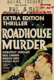 Dorothy Jordan and Eric Linden in The Roadhouse Murder (1932)