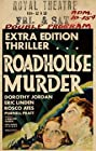 The Roadhouse Murder (1932) Poster