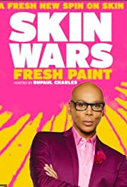 Skin Wars: Fresh Paint Poster