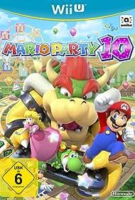 Charles Martinet, Kazumi Totaka, Atsushi Masaki, Sanae Uchida, Kenny James, and Samantha Kelly in Mario Party 10 (2015)