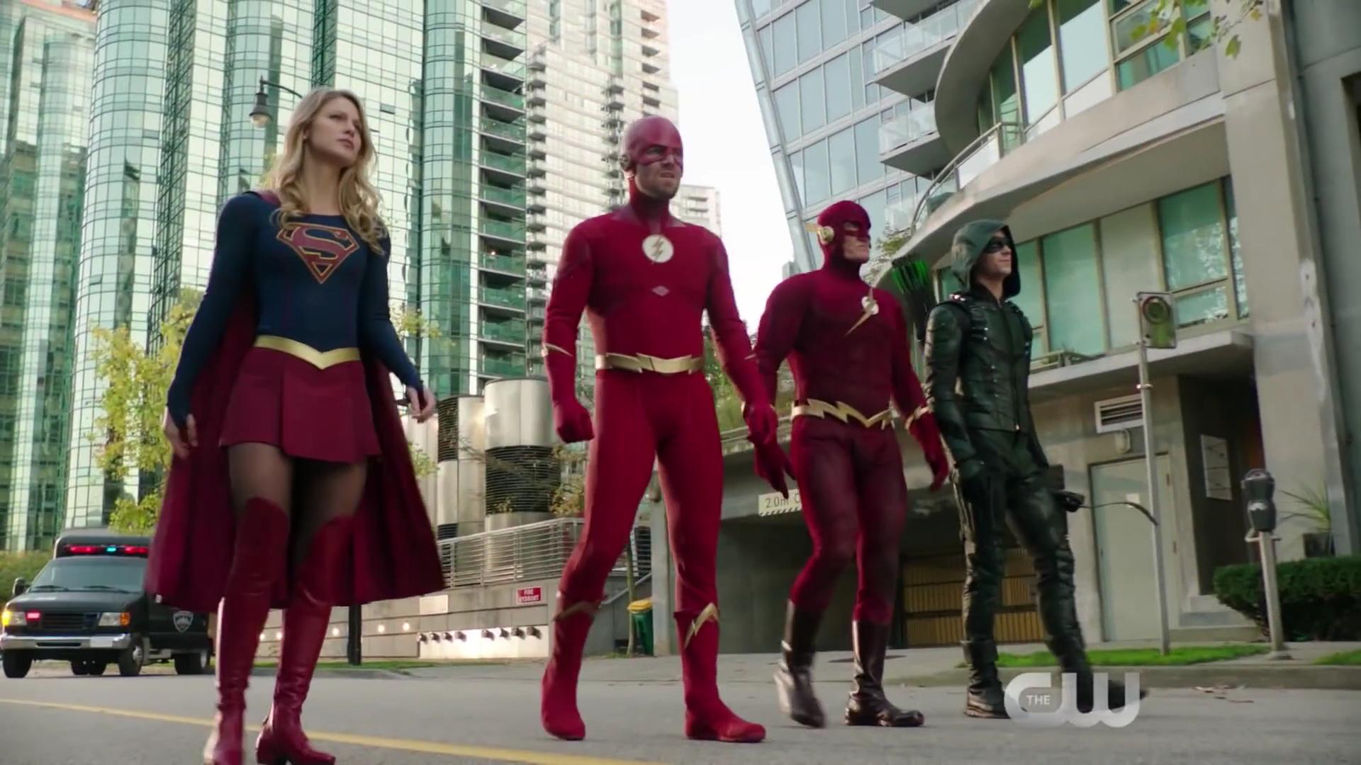 the flash season 5 episode 1 مترجم