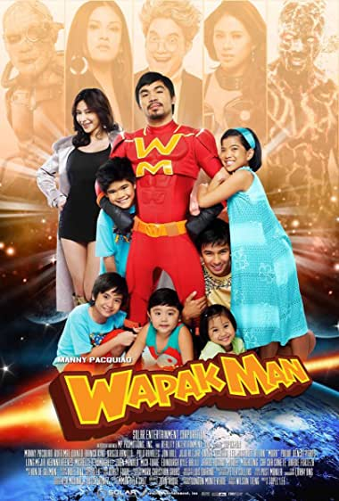Watch Wapakman (2009)